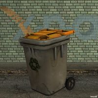 XNA Trash Can by X-N-A