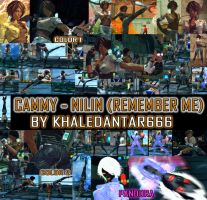 CAMMY - NILIN (REMEMBER ME) by Khaledantar666