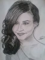 Naya Rivera by TesSparrow