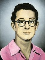 Buddy Holly by NickDean