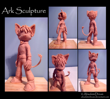 Ark Sculpture by AbsoluteDream