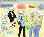 Bakura the hitman  Ask 17 by Djpunupipi
