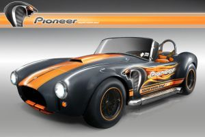 AC Cobra  Pioneer Contest by dr-phoenix