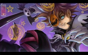 Welcome to Halloween Town by runandwine