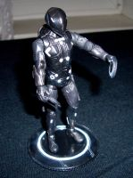Tron Action Figure by Dementor314