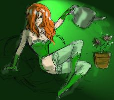 poison ivy by benzener