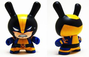 Wolverine Dunny by xf4LL3n