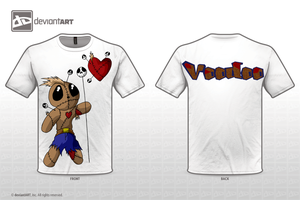 Lil Voodoo Shirt by DanH-Art
