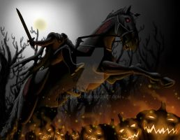 Headless Horseman by Ladrin1371