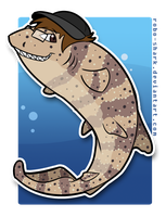 Shark: Alan by Robo-Shark