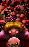 The Binding of Isaac by Zurusle