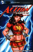 Mary Marvel sketch cover by gb2k