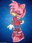 Amy Rose (BOOM) by hepz14