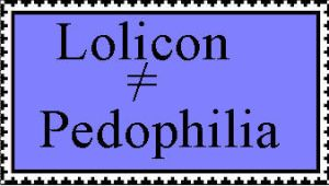 Lolicon stamp by Snowgrl16