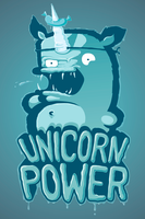 UNICORN POWER by The-Kiwie