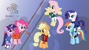 EM-Pony - Wallpaper-Mane6-1920x1080 by Isegrim87