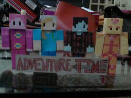 Adventure time GB,Fi, ML, FP by noomimono