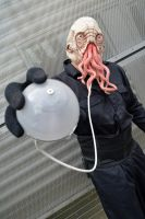 Ood Cosplay at the NSC 2015 (4) by masimage