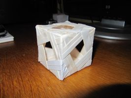 decorative cube by human-chaos