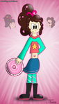 Stevellope (New Design) by Serpanade-Toons