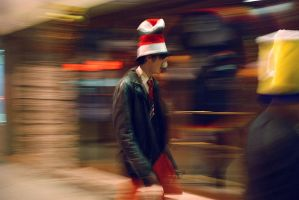The Cat in the Hat by BenoitAubry