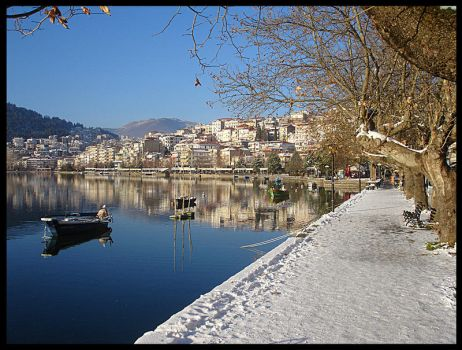 Kastoria, south side by advgraphics