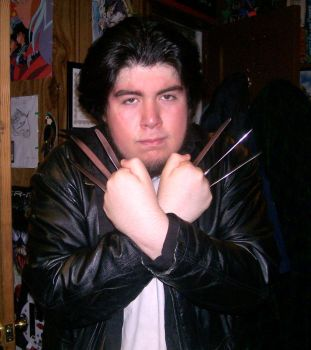 Me Trying attempting Wolverine by AlexKirby1989