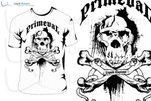Primeval Tee Design by FT69