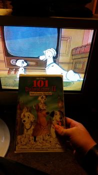 My VHS Collection 16: 101 Dalmatians 2 by Scamp4553