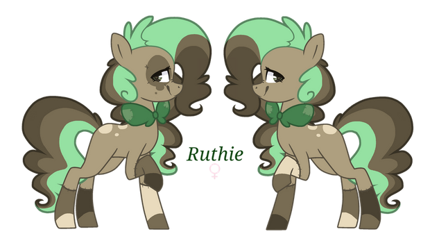 Ruthie by Deliriush