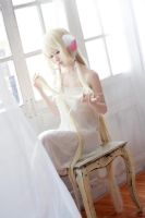 Chobits_When will you come home ? by HAN-Kouga