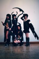 Black Rock Shooter* by Black-Ro