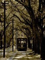 St. Charles Street Car Line by maxlake2