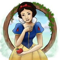 Snow white Ayucchi by liinalinni