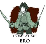 Come At Me Bro by Capt4in-Ins4nity