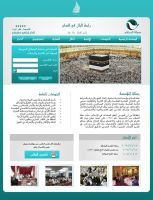 Salam Website by marstyle