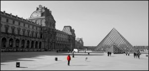 Little Red Riding Hood Visits Paris by smolensk65