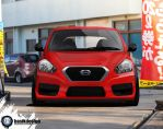 Datsun Go modified by basikdesign