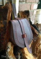 Viking Birka Belt Bag by TheAnti-Lily