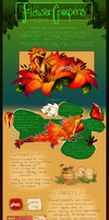 Flowercreepers: An Introduction by AriiKnave