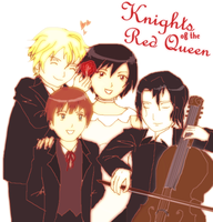 Knights of the Red Queen by ThisTyranny