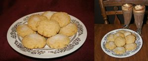 Pumpkin Sugar Cookies by Fiendish-Thingie