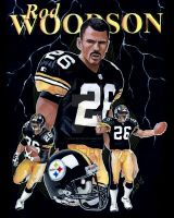 Rod Woodson by AlexBuechel