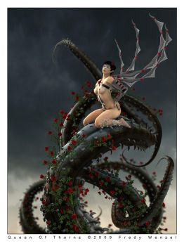 Queen Of Thorns by Fredy3D