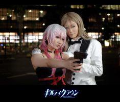 ::Guilty Crown:: Survival of the Fittest by Astellecia