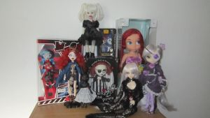 My collection 2013 by midnightstrinkets