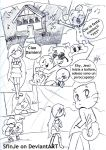 I'M HERE-comic- pg. 18 by SfinJe