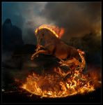 The Fire Lord by arrsistable