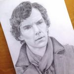 Benedict Cumberbatch by DutchCow