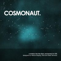 Cosmonaut by OrionTwentyone